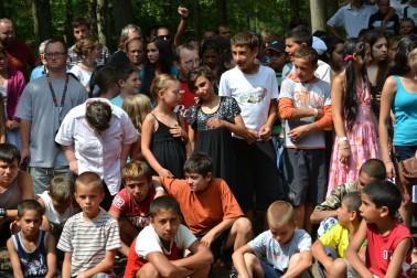 Tematikus Táborok, Debrecen